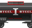 Steel Torpedo Car