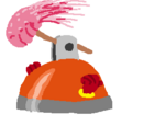 Costume Idea/Asura's Fist Hat