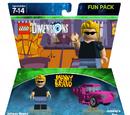 Johnny Bravo Fun Pack (Xsizter)