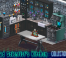 Mad Scientists Kitchen Decor Collection