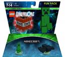 Minecraft Creeper Fun Pack (VesperalLight)