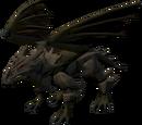 Dragão de bronze