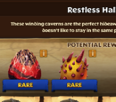 Restless Hallows