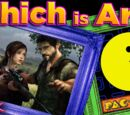 The Last of Us vs. Pac-Man, Which is MORE Artistic?