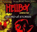 Hellboy animado: La espada de las tormentas