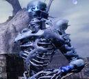 Серебряный скелет