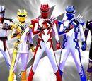 Super Sentai Heroes
