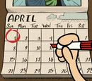 April Fools Rules/Gallery