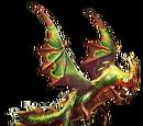 Dragones retoños