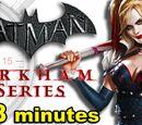 The History of Batman: Arkham Games