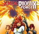 X-Men: Phoenix Force Handbook Vol 1 1