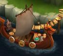 Barco del comerciante Johann