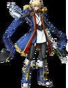 Jin Kisaragi (Calamity Trigger, Character Select Artwork).png