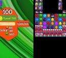 Level 795 (Super Saga)/Versions
