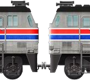 19 Power Electric Locomotives