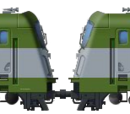 12 Power Electric Locomotives