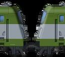 12 Power Electric Locomotives