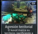Agresión territorial