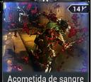 Acometida de sangre