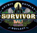 Survivor ORG 26: Bali