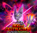7th Universe's God of Destruction