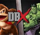Donkey Kong vs The Hulk