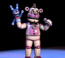 Funtime Freddy and Bon Bon