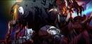 Arakune (Centralfiction, arcade mode illustration, 3).png