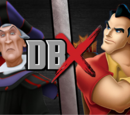 Villains only themed DBX fights