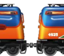 40 Power Electric Locomotives