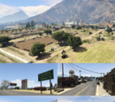 Towns in GTA V