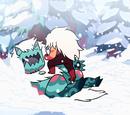 Monstro de Neve