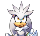 Silver the Hedgehog (Archie)