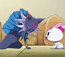 Folge 361: Aaaa~ Seiren, Saigen no Sakusen nya!