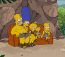 Planet of the Couches couch gag