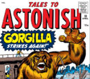 Tales to Astonish Vol 1 18