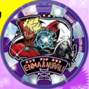 Enma and Nurarihyon Dream Medal.png