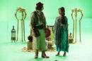 Once Upon a Time - 6x05 - Street Rats - Production Images - Aladdin and Jasmine.jpg