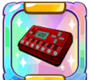 Macaroon Castanets' Electronic Metronome