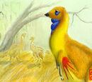 Spec Dinosauria: Pseudoraptoridae