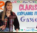 Clarissa Explains It All Game