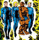 Fantastic Four being examined by the Supreme Intelligence from Fantastic Four Vol 1 65.jpg
