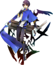 Hibiki Kohaku (Centralfiction, Character Select Artwork).png