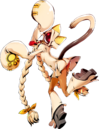 Taokaka (Centralfiction, Character Select Artwork).png