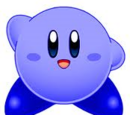 Blue Kirby (The Adventures of Yellow Kirby)