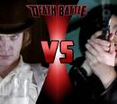 Alex DeLarge vs. Mayumi