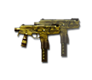 Steyr TMP-Gold Black Dragon