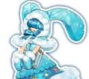 Fluffy Snow Coord
