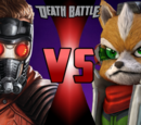 Star-Lord Vs. Fox McCloud