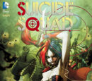 Suicide Squad strips